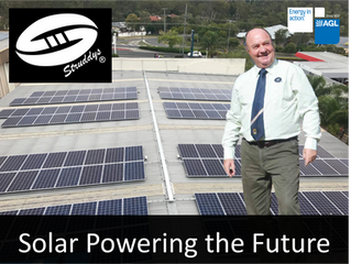 Struddys Sports - Go Solar