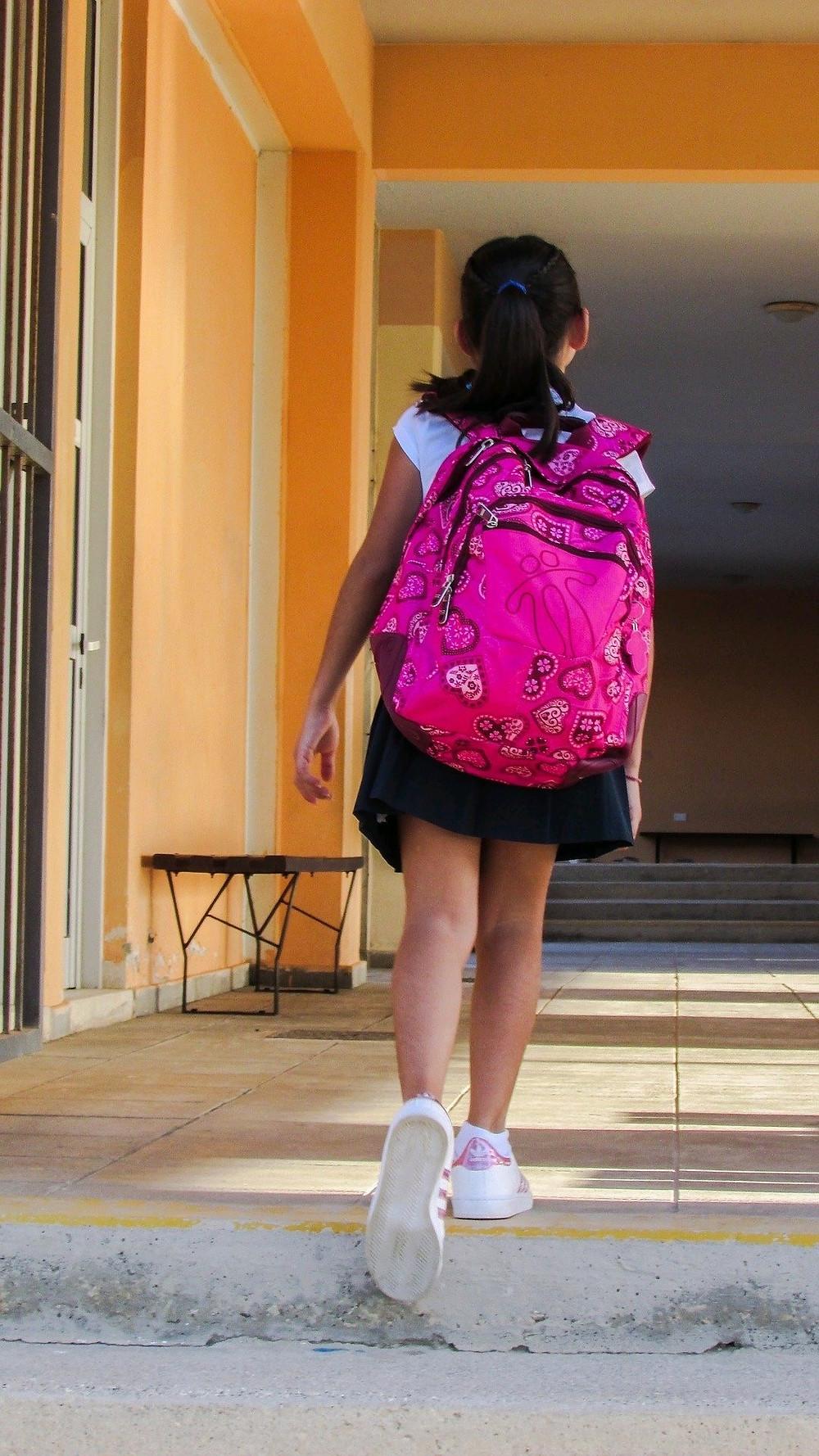 παιδί σχολείο άρνηση covid-19