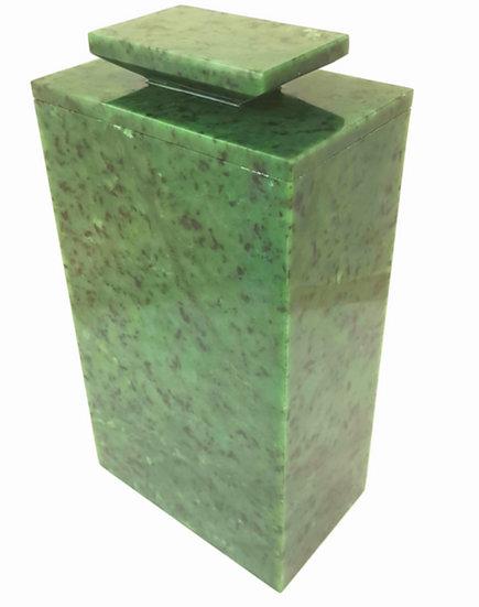 Shangri-La Jade Urn
