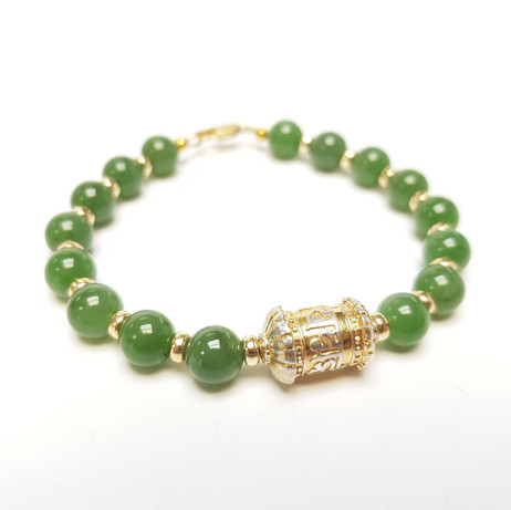 prayer wheel bead