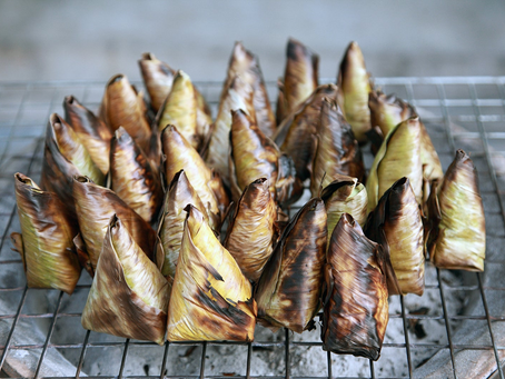 Have you ever tried these Thai dessert?