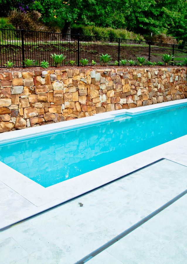 Pool Wall