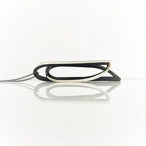 Continuum Arc Necklace
