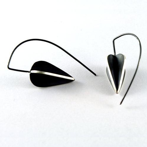 Pod Hook X-Series earrings
