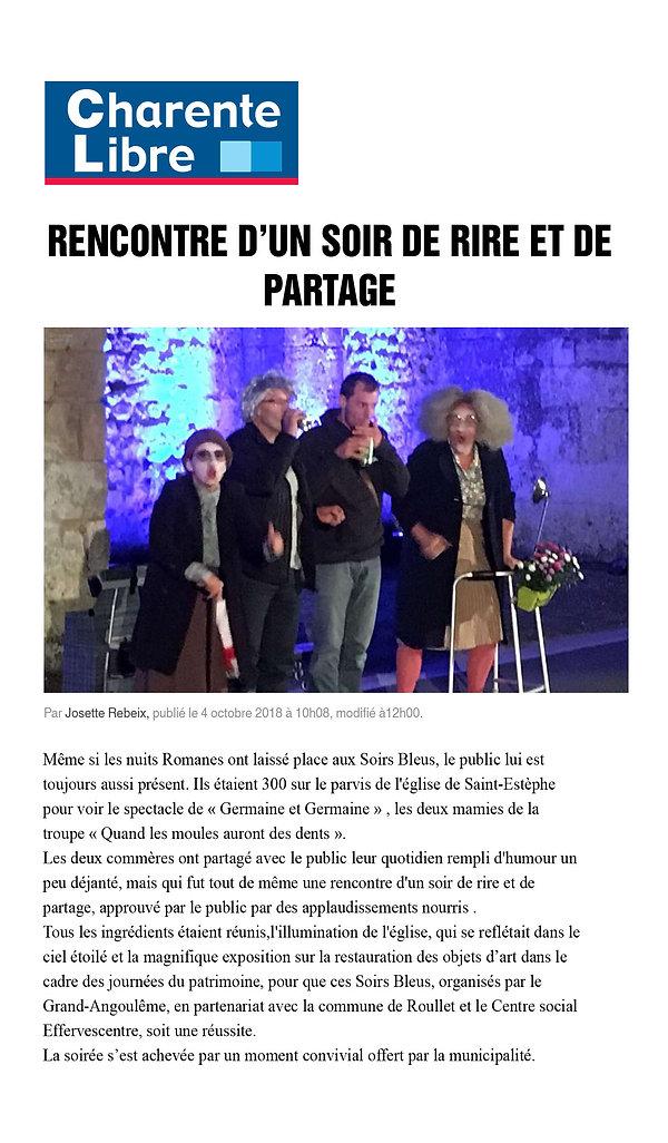Charente Libre - Soirs Bleus.jpg