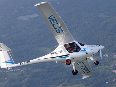 EMSISO - Part of first certified electric aircraft Velis Electro