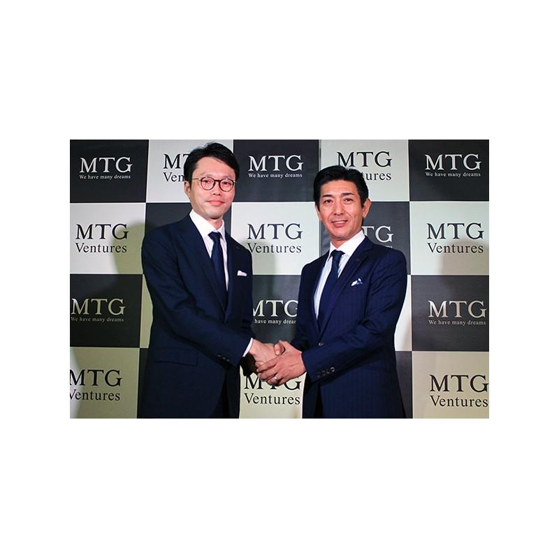 Tsuyoshi Matsushita and Go Fujita