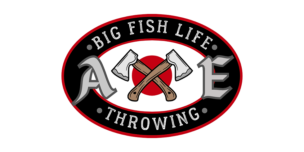 Big Fish Life: Axe Throwing on the River