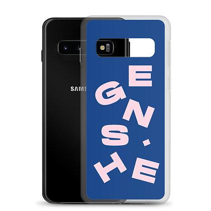 Gen. She Samsung Case