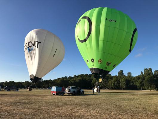 ballons aerodrome LFDP