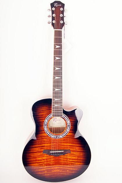 Ramis RA-A01C-NL Акустическая гитара, с вырезом 40'