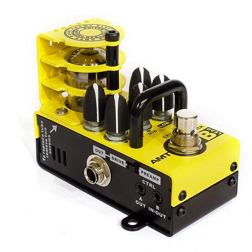 AMT Bricks B-Lead - ламповый гитарный предусилитель