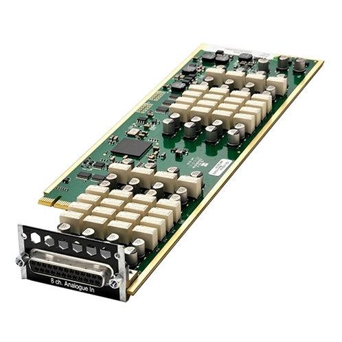 Avid Pro Tools | MTRX 2 Mic/Line Pristine AD card