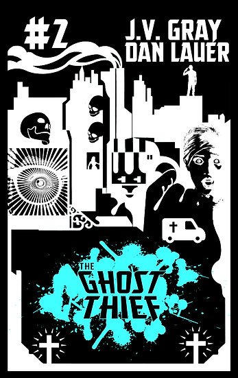 The Ghost Thief #2