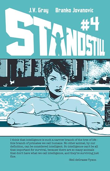 Standstill Issue #4