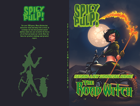Spicy Pulp Volume 2 Trade Paperback