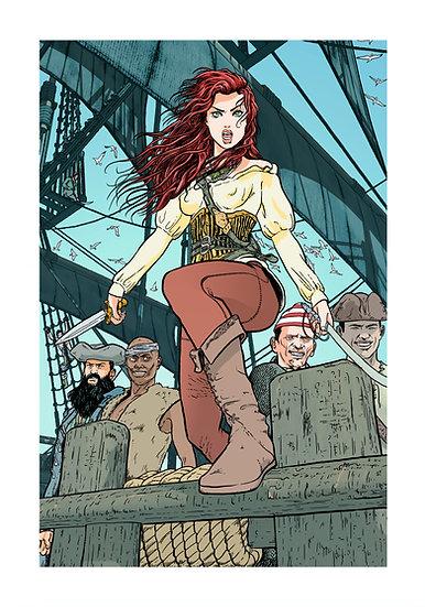 Spicy Pulp Comics #1