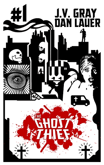 The Ghost Thief #1