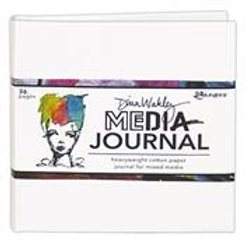 Dina Wakley Media Journal 6x6