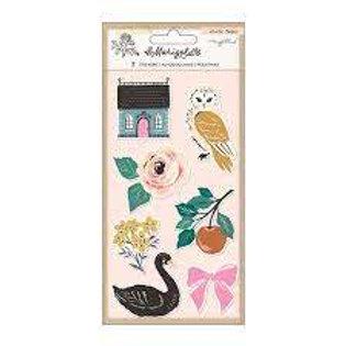 Maggie Holmes Marigold Stickers