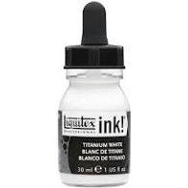 Liquitex Ink White