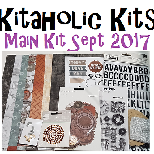 Kitaholic Kits Sept 2017 - Main