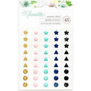 Shimelle -  Enamel Dots