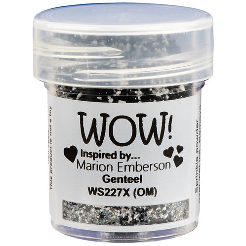 WOW! Embossing Powder 15ml -Genteel