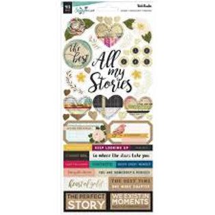 Vicki Boutin – Storyteller – 6x12 Stickers