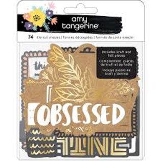 Amy Tangerine - Shine - Die Cuts