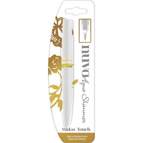 Nuvo Aqua Shimmer Pen - Midas Touch