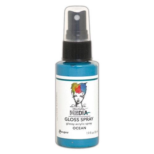 Dina Wakely Gloss Spray - Ocean