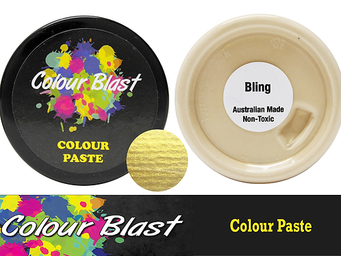 Colour Blast  - Colour Paste - Bling