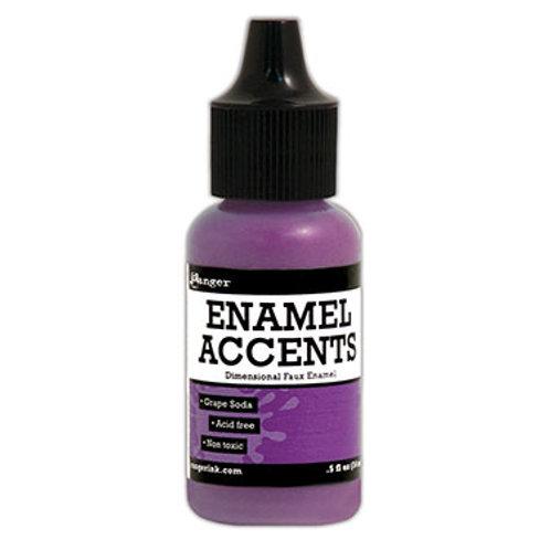 Ranger Enamel Accents - Gape Soda