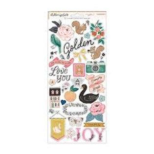 Maggie Holmes Marigold 6x12 stickers