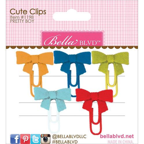 Bella Blvd Cute Clips Mini Bows