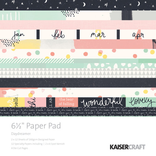 Kasiercraft Daydreamer - 6.5x6.5inch Paper pad