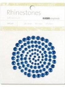 Rhinestones - Dark Blue