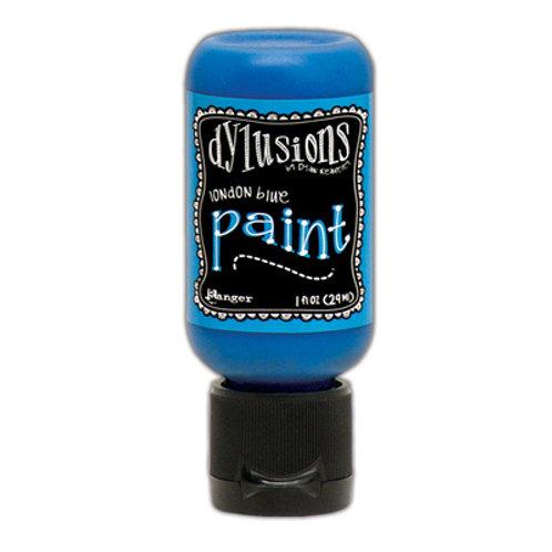 Dylusions Paint - London Blue