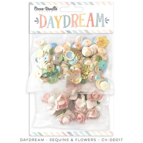 Cocoa Vanilla - Daydream - Sequins & Flowers