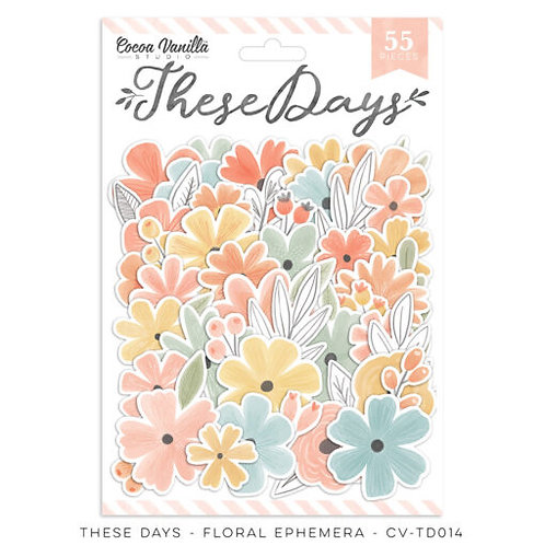 Cocoa Vanilla Studios *PRE-ORDER* THESE DAYS –Floral
