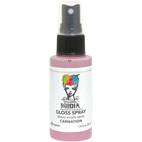 Dina Wakely Gloss Spray Carnation