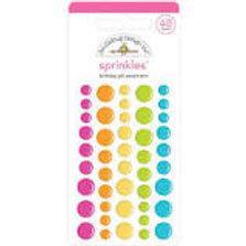 Doodlebug Design - Sprinkles - Birthday Girl