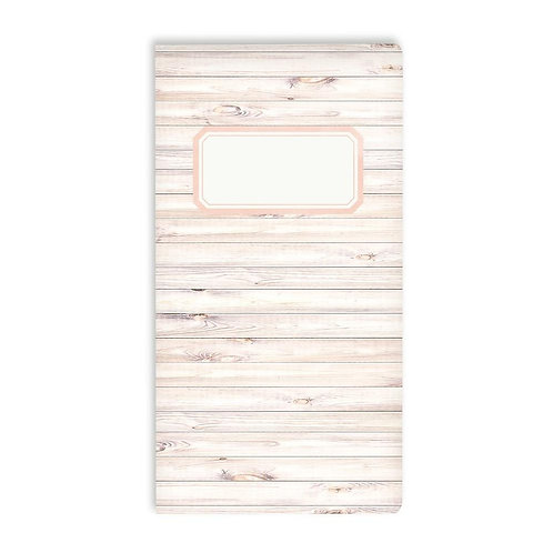 """P13 Around The Table Travel Journal 4.25""""X8.25"""""""
