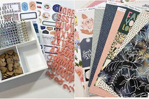 Scrapbook Kit Dec 2020