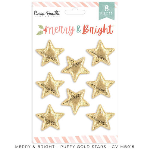 Cocoa Vanilla Studios - Merry and Bright - Stars
