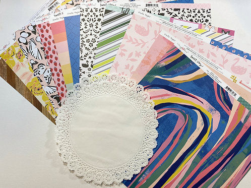 Kitaholic Kits - Scrapbook Kit July 2020