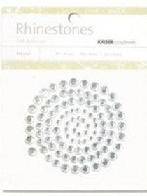 Silver Rhinestones