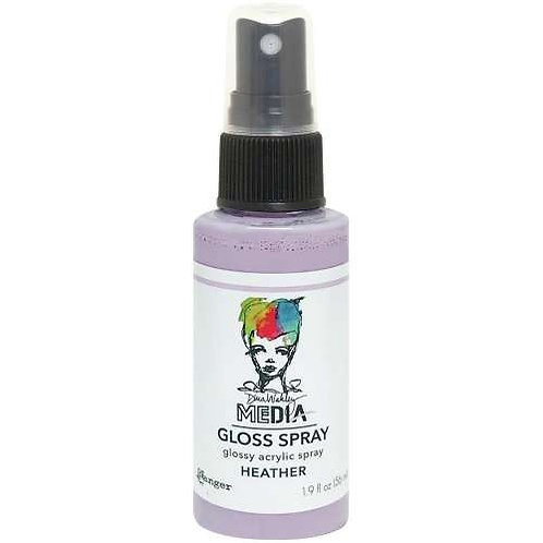 Dina Wakely Gloss Spray Heather
