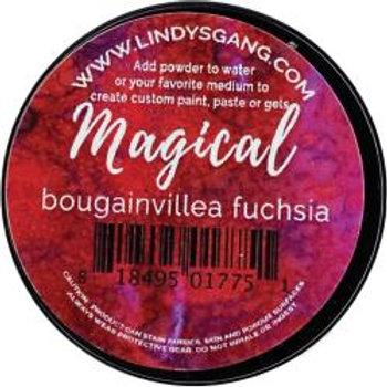 Lindys Stamp Gang Magicals 0.25oz Jar - Bougainvillea Fuchsia